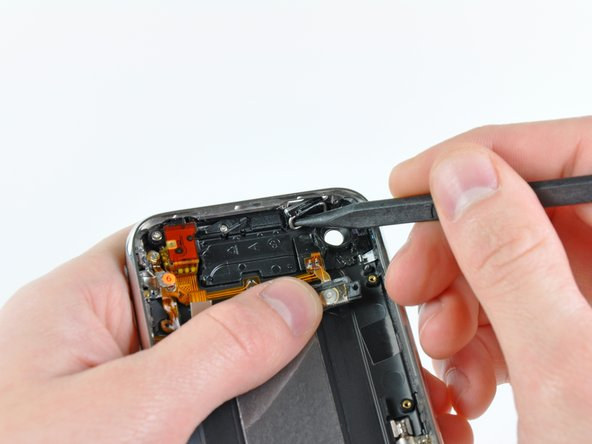 iPhone 3GS Power Button Replacement