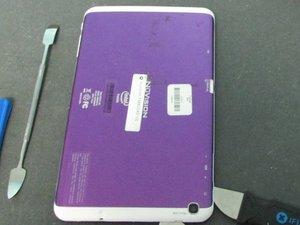 NuVision TM800A510L Repair