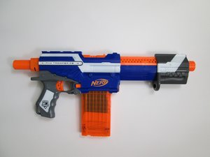 Nerf N-Strike Elite Alpha Trooper CS-12 Repair