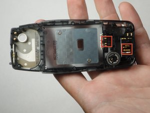 Disassembling Nokia 3560 Charging Port and Power Connector