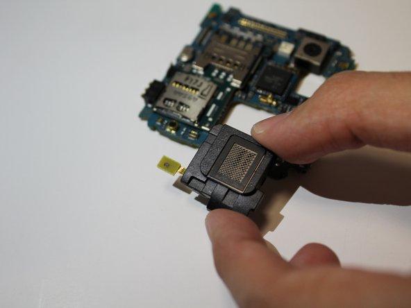 Samsung Captivate Glide Speaker Replacement