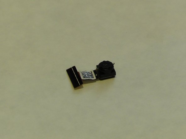 Acer Iconia One 7 Rear-Facing Camera Replacement