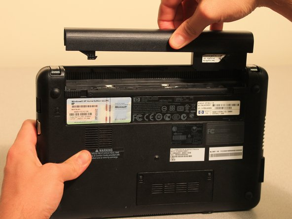 HP Mini 110-1046NR Battery Replacement