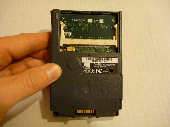 Palm Pilot Professional 3com New Memory Card Replacement
