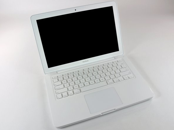 Oh, plastic MacBook, how we've missed you...