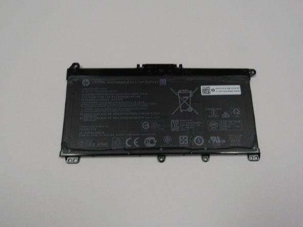 HP 15-da0002dx Battery Replacement