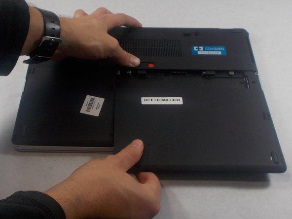 HP Elitebook Folio 9470m Vervanging van de batterij