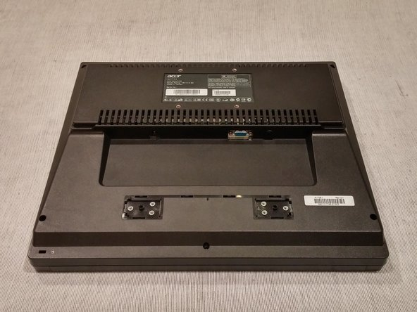 Acer AL1714 Power Button Circuit Board