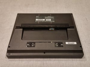 Power Button Circuit Board