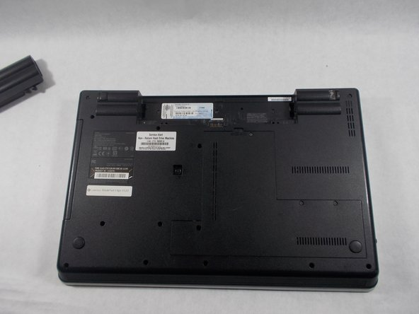 Lenovo ThinkPad Edge E520 Back Plate Replacement