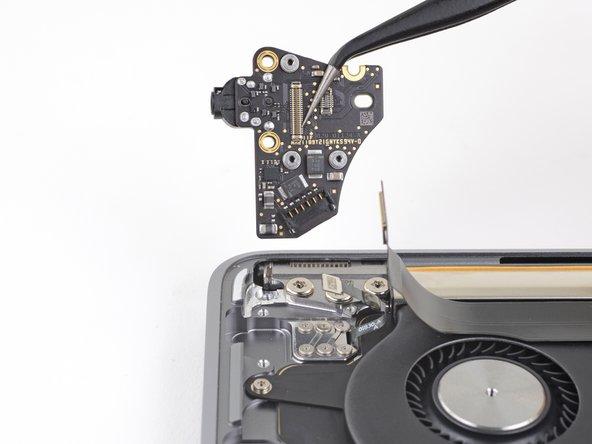 MacBook Air (13 Zoll, 2019, Retina Display) Audio-Platine tauschen