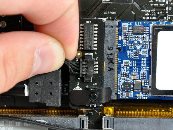 "iMac Intel 20"" EMC 2266 IR Board Replacement"