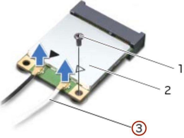 Dell Alienware 14 Wireless Mini-Card Replacement
