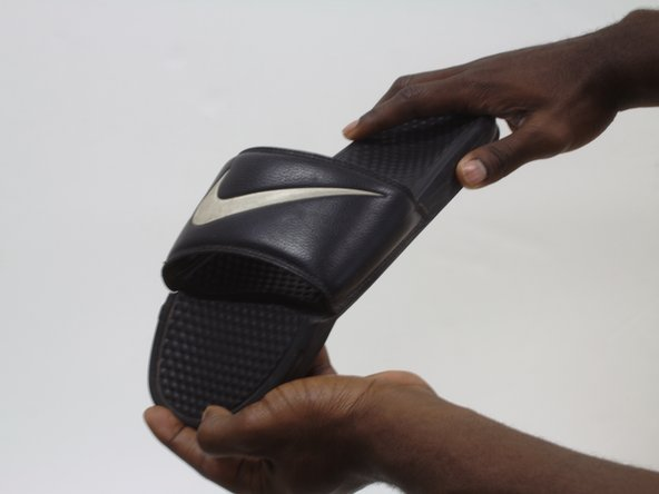 How to Restore a Torn Nike Flip-Flop