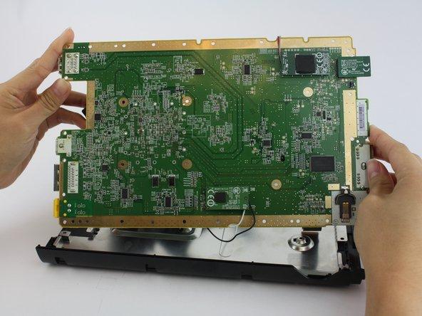 Nintendo Wii U Motherboard Replacement