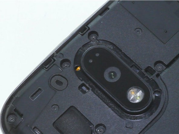Moto G4 Plus Rear Camera Glass Lens Replacement