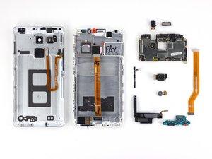 Huawei Mate 8 Repairability Assessment