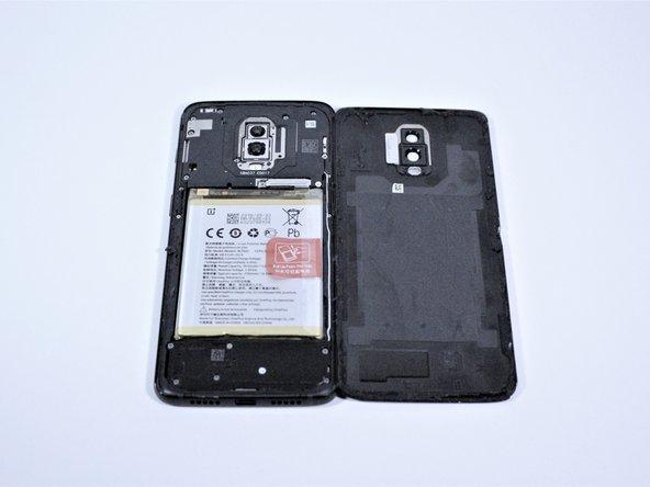 一加6T电池更换
