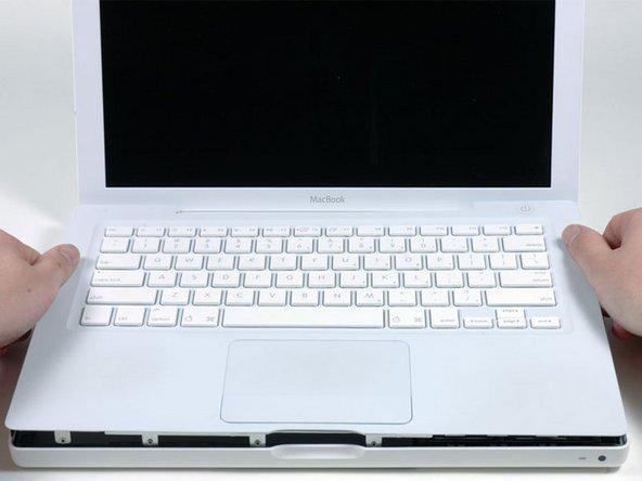 MacBook Core 2 Duo Upper Case Replacement