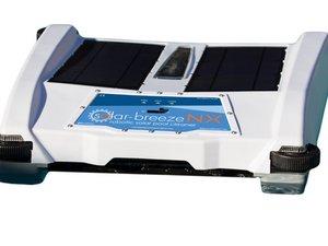 Solar-Breeze NX Robotic Solar Pool Cleaner Repair