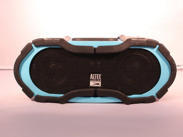 Altec Lansing BoomJacket Power Button Replacement