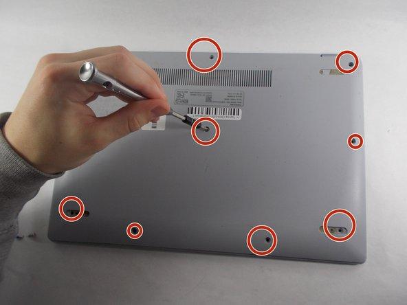 Toshiba CB35-3350 Chromebook 2 USB Board Replacement