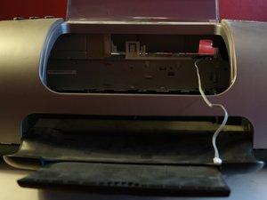Epson Stylus Photo 820 Teardown