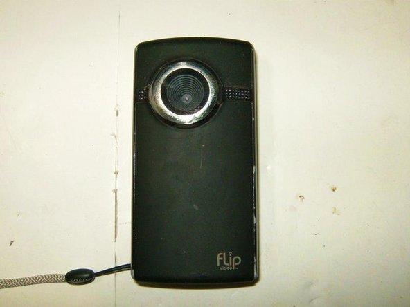 Remplacement du ressort de verrouillage USB du Flip Ultra HD