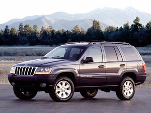 1999-2004 Jeep Grand Cherokee WJ