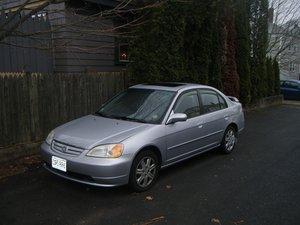 Honda Civic 2003 Troubleshooting