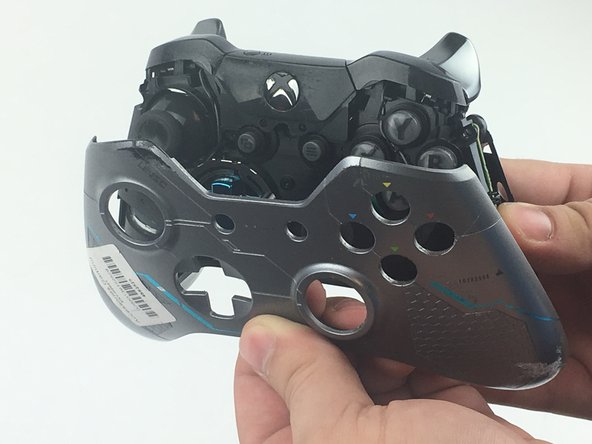 Xbox One Wireless Controller 1697 Bumpers Replacement