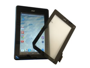 Acer Iconia B1-A71   Touch Screen Glass Replacement
