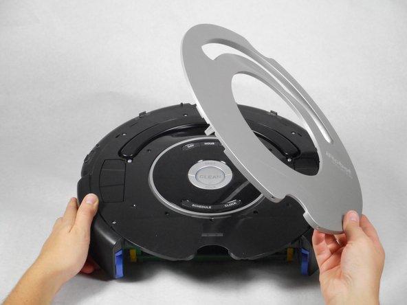 iRobot Roomba 560 Top Panels Replacement
