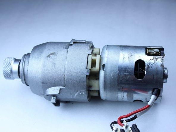 Ridgid R86034 Motor Replacement