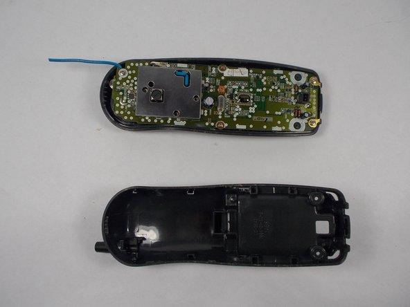 Uniden EXP 371 Keypad Replacement