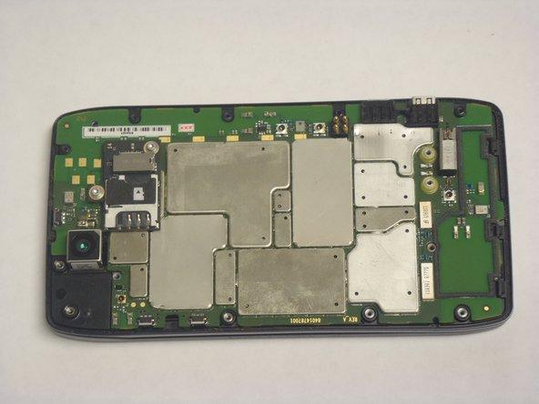 Motorola Droid 4 MicroSD/SIM Card Reader Replacement