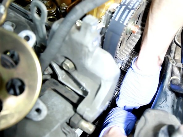 1998-2002 Honda Accord Timing Belt and Water Pump Replacement