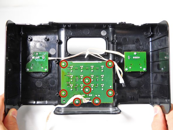 iHome iH8BR Buttons Replacement