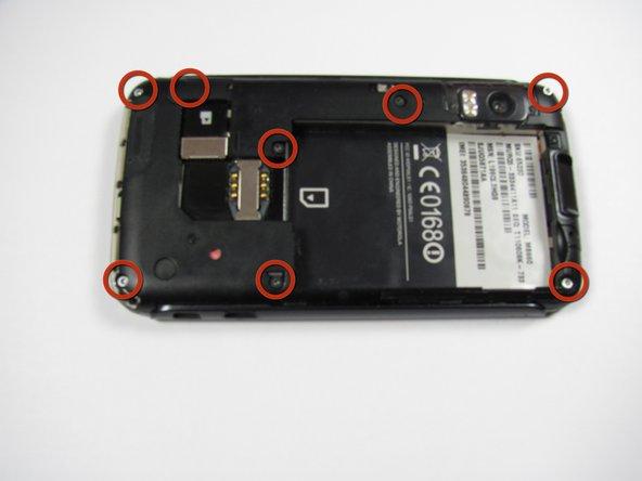 Motorola Atrix 4G Antenna Replacement