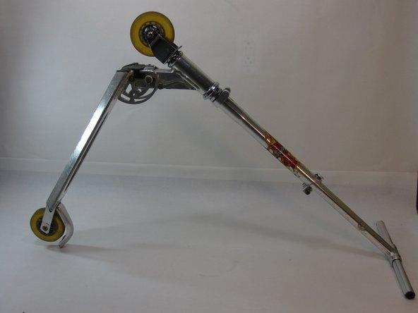Razor A Wheel Replacement