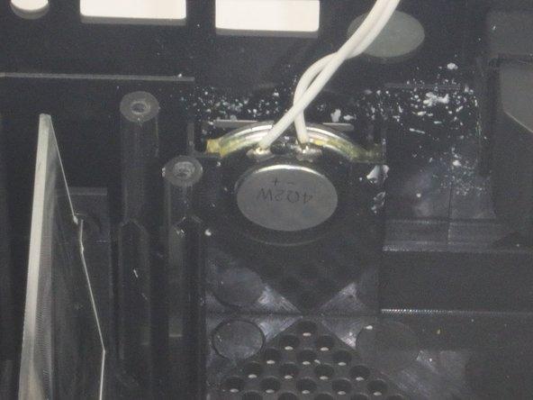 DBPOWER RD-810 Speaker Replacement