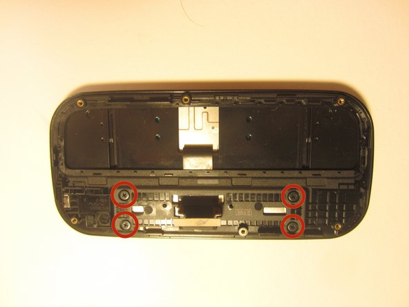 LG Cosmos 2 Option Buttons Replacement
