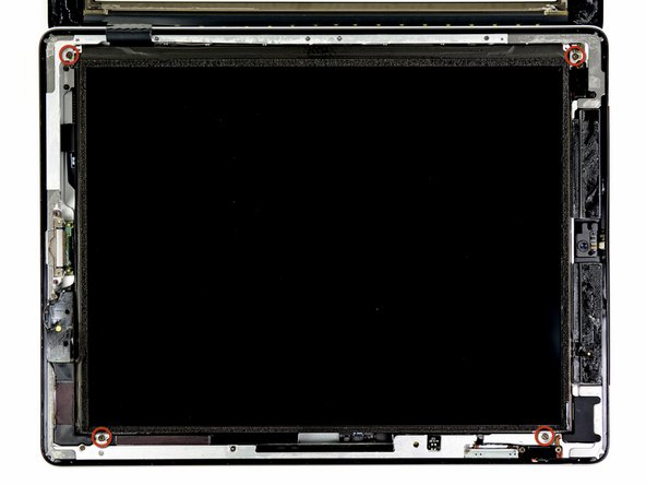 iPad 2 GSM LCDの交換