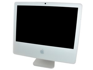 """Reparación de iMac Intel 24"""" EMC 2111"""