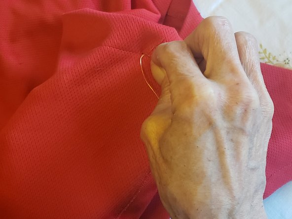 How to Repair a Snag in Clothing
