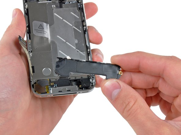 iPhone 4 Speaker Enclosure Assembly Replacement