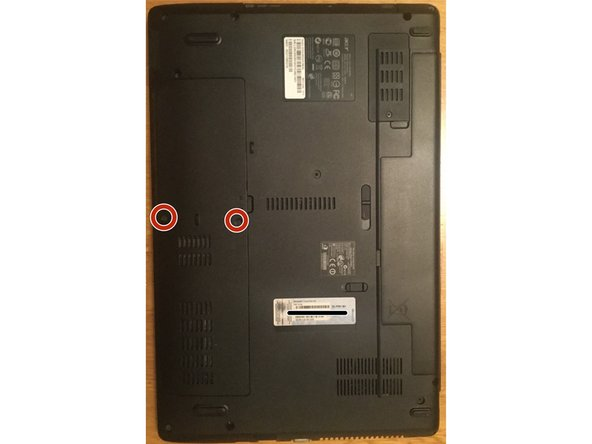 Acer Aspire 5552 RAM Replacement