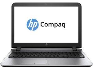 Reparación de HP Compaq