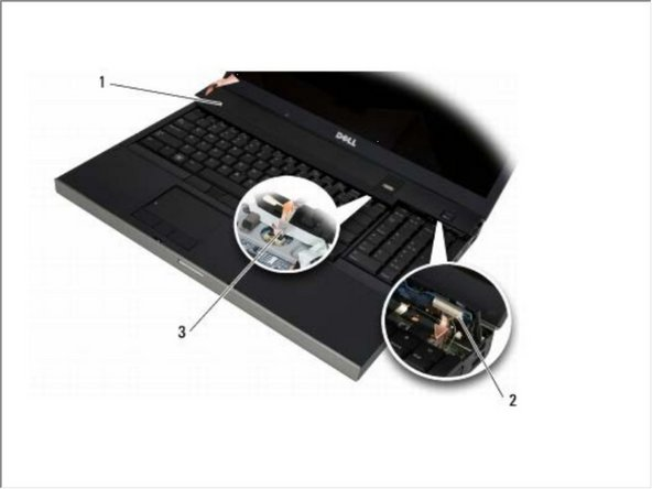 Dell Precision M6400 LED Cover Replacement