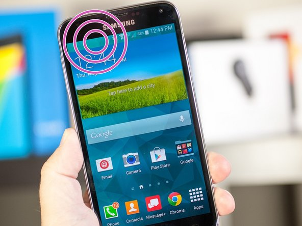 How to repair Sensors (Gyroscope and Accelerometer Issue) in Samsung Galaxy S5